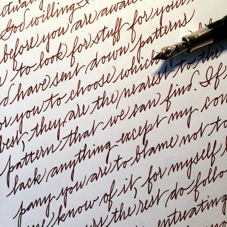 """It's been a while since I practiced some easygoing handwriting! So here is a page of a love letter from Thomas Knyvett to his wife Katherine, written in…"""