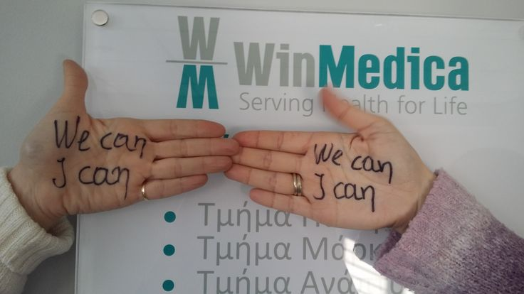 #wecanican #worldcancerday #talkinghands #winmedica