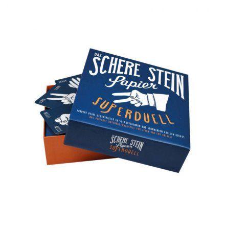 Kylskapspoesi AB Das Schere Stein Papier Superduell online kaufen ➜ Bestellen Sie Das Schere Stein Papier Superduell für nur 21,95€ im design3000.de Online Shop - versandkostenfreie Lieferung ab €!