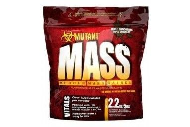 Mutant Mass 2.2kg + Free Sample Price: WAS £39.59 NOW £34.00