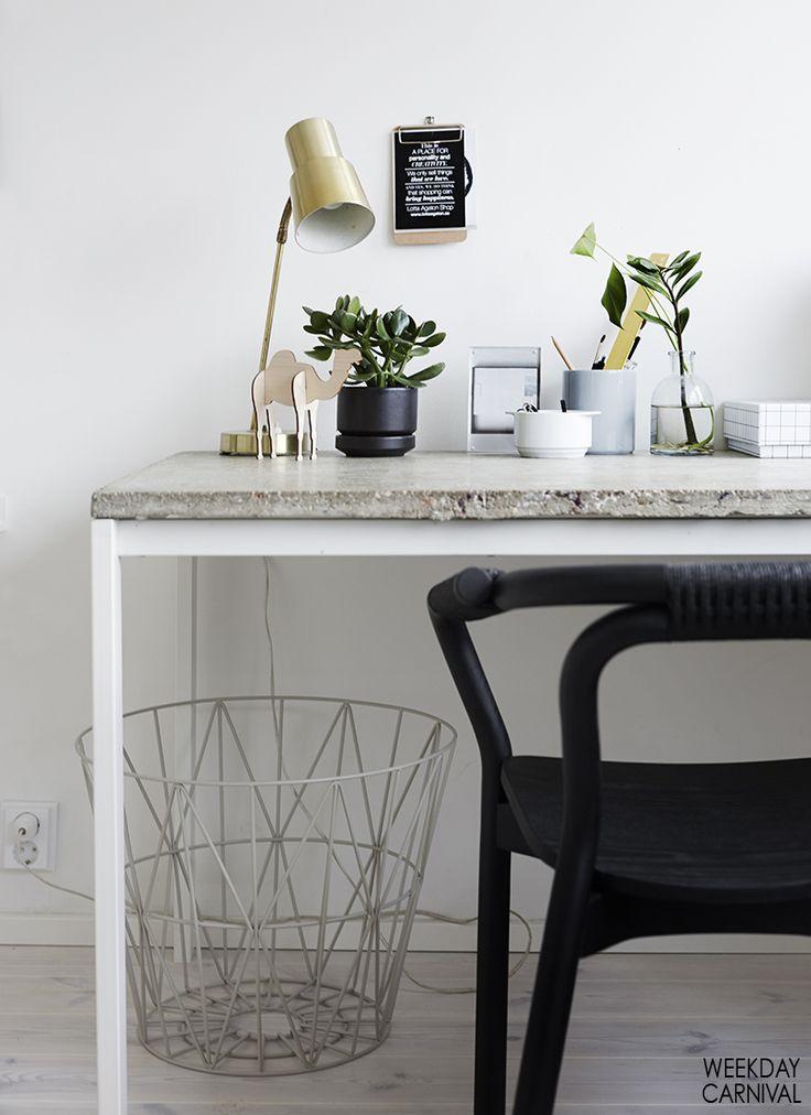 SAME TABLE NEW ROOM