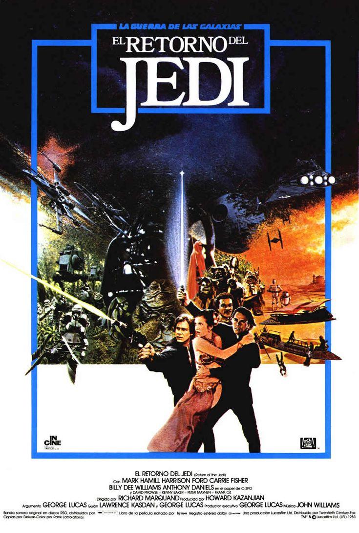 La Guerra de las Galaxias (Episodio VI) - El Retorno del Jedi - eCartelera