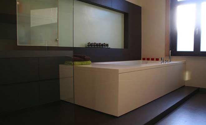 25 beste idee n over douche bekleding op pinterest bruids douche boeket tafelversiering voor - Uitzonderlijke badkamer ...