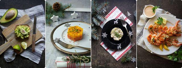 Kulinarne przygody Gatity - przepisy pełne smaku: Przepisy na Sylwestra - inspiracje