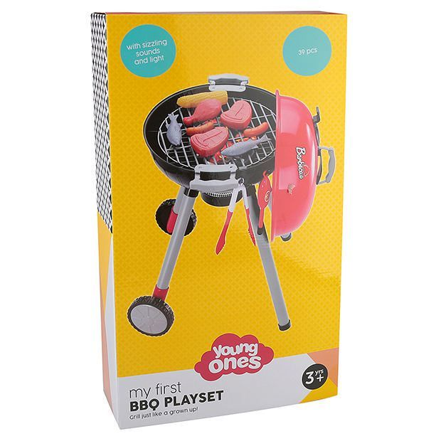 Young Ones My First BBQ Playset - Target