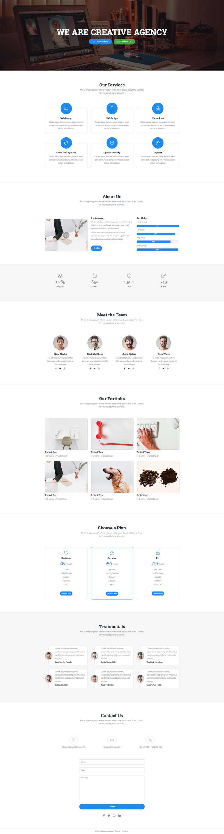 optimal resume login%0A Kepler  Single and Multipage Template  It is designed to give your users  the best