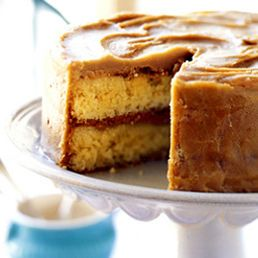 Fabulous Caramel cake: Desserts, Southern Caramel Cakes, Cakes Recipes, Eating, Fabulous Caramel, Baking, Yellow Cakes, Frostings Cakes, Birthday Cakes