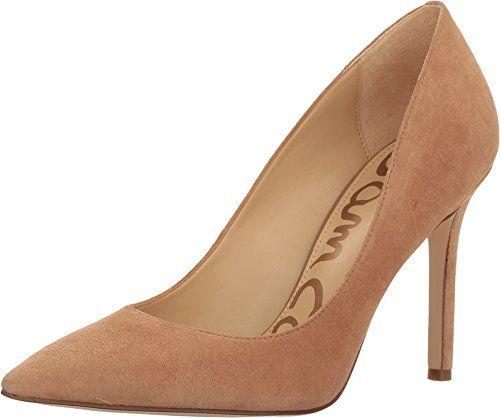 Sam Edelman Women's Hazel, Golden Caramel Suede, 6.5 M US-$120.00