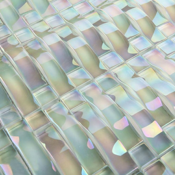 iridescent bathroom tiles 25 best ideas about iridescent tile on glass 13276