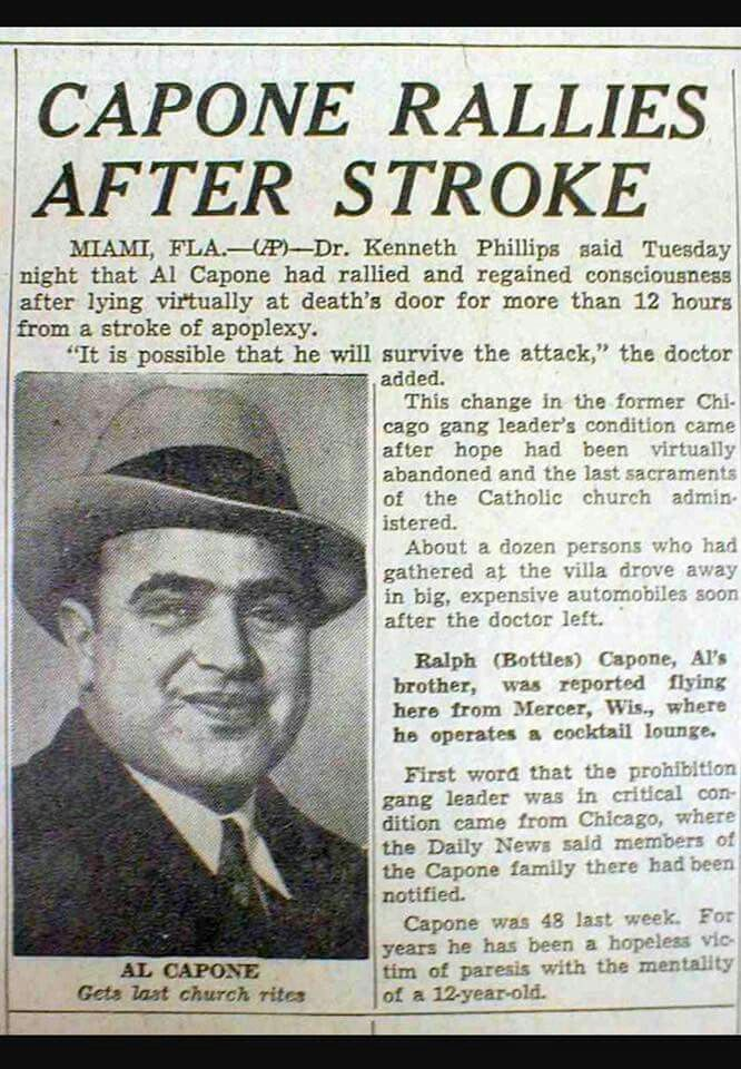 a study of the life of al capone in the 1920s Al capone was a notorious gangster who ran an organized crime syndicate in chicago during the 1920s.
