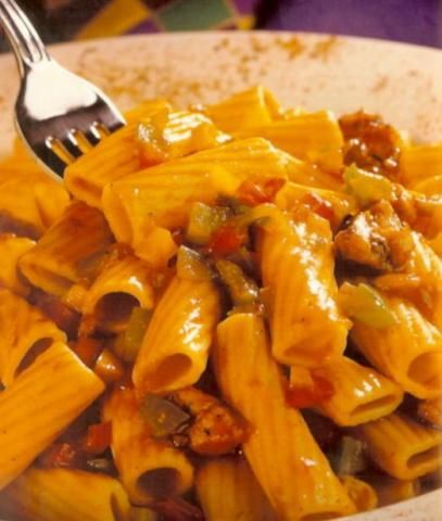 Chicken Voodoo Rigatoni | Louisiana Kitchen & Culture