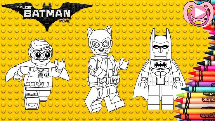 Lego Batman 2017 🦇 compilação completa