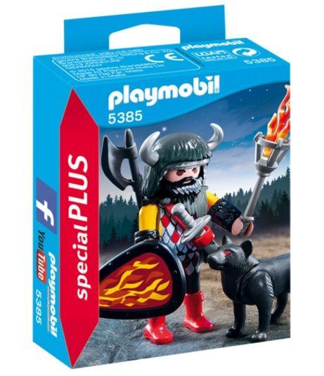 PLAYMOBIL 5385 ESPECIAL GUERRERO LOBO http://www.playmundo.es/playmobil-5385-especial-guerrero-lobo-12046-p.asp