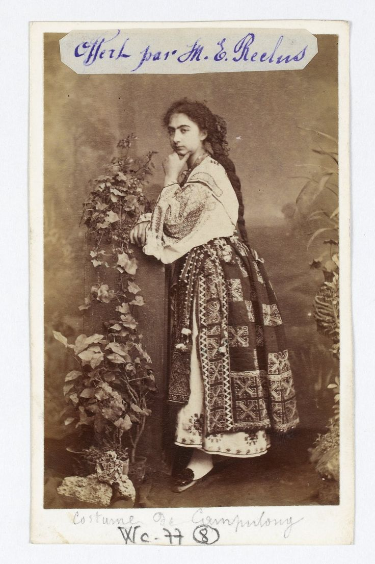 Peasant woman from Arges (Campulung) county