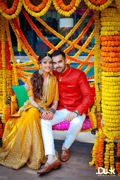 Delhi NCR weddings | Dhiraj & Divya wedding story | Wed Me Good