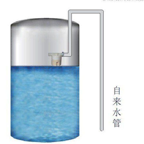 Оптовая торговля, 1/2 Автоматический контроль уровня воды клапан, водонапорная башня резервуар для воды поплавок клапан, три пути пластиковый клапан