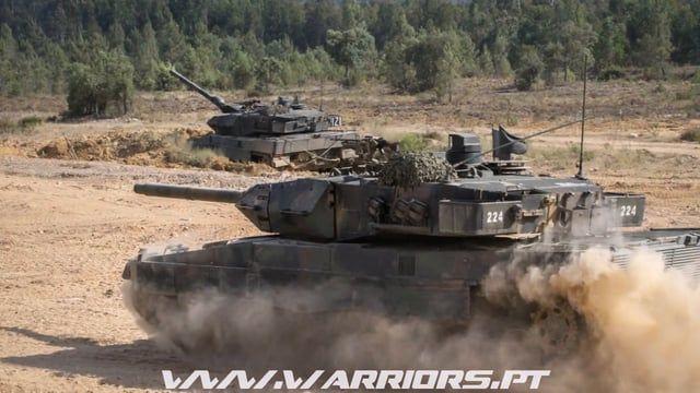 Exército Português - exercício Orion 2015