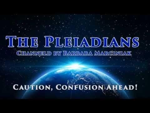 Barbara Marciniak 2016 PLEIADIAN PROPHECY Amazing seminar Part 3 of 4 - YouTube