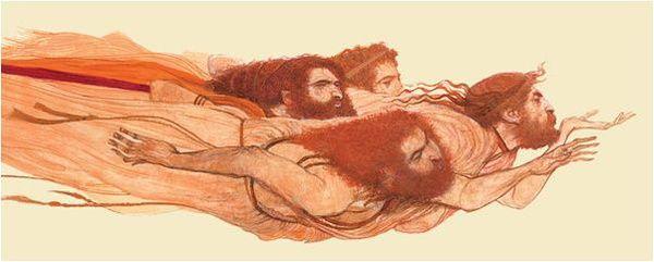 çizgili masallar: Greek Mythology by Svetlin Vassilev: