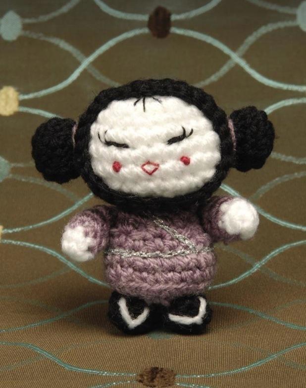 Geisha Plushie diy
