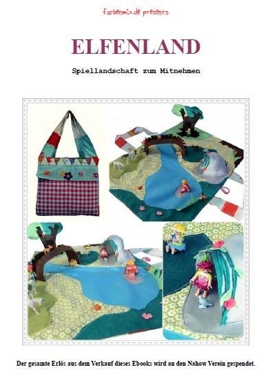 """I want to sew this for B's Playmobil """"guys""""!  bienvenido colorido: ENDLICH DA: Spielwelt E-Book *hurra*"""