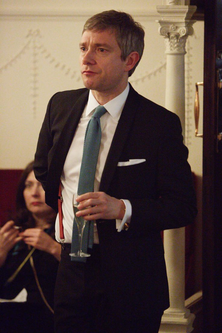 Sussex Bound           - meowmeowpurring:   Martin Freeman in the J. Kings...
