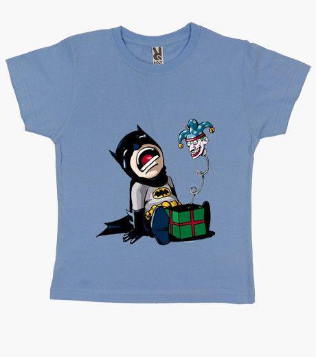 T-shirt Bambino, manica corta, blu