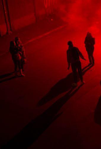 by Andrei Singer | aes | demon | Pinterest | Singers, Red ...