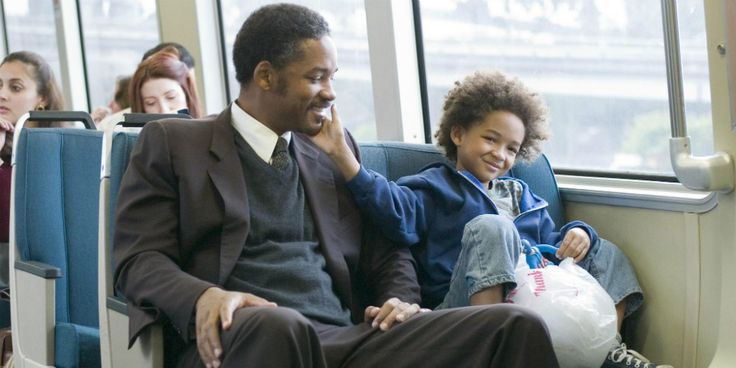 A boldogság nyomában (The Pursuit of Happyness) 2006