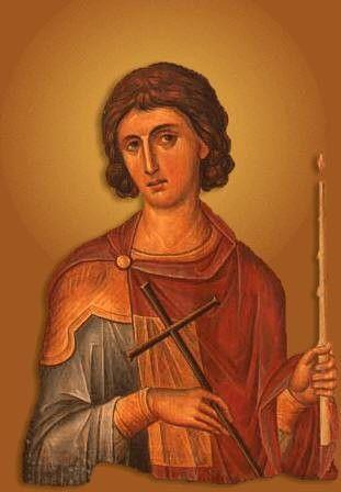 Feast of St Fanourios (Kremasti)