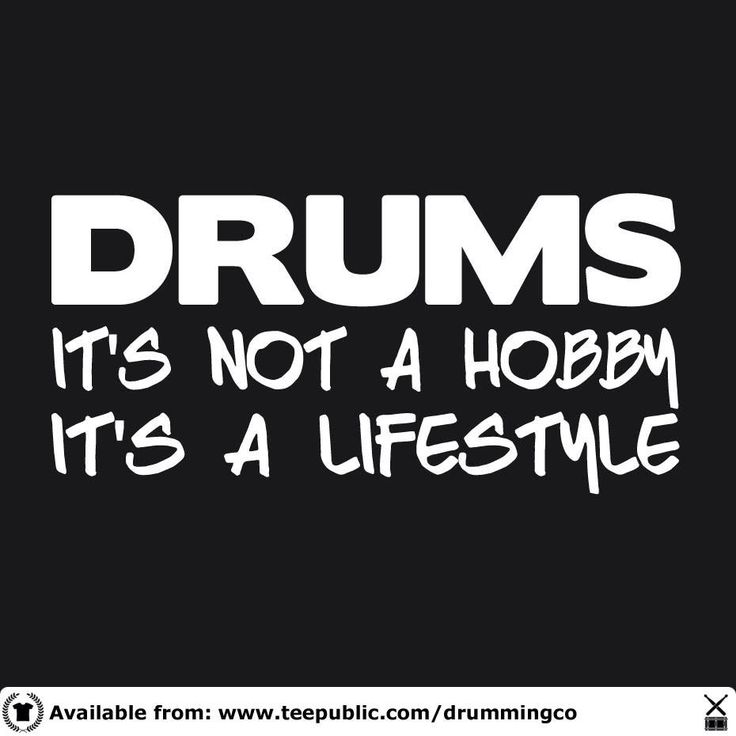 my instrument gives me so much joy and motivation. can't imagine playing or doing anything else besides drums <3