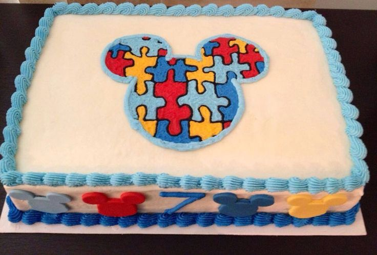 Cake Decorated By Girl With Autism : 17 Best images about cake on Pinterest Novelty cakes ...