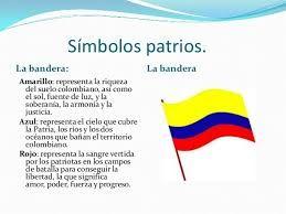 Las 25 mejores ideas sobre simbolos patrios de colombia for Trabajo en comedores escolares bogota