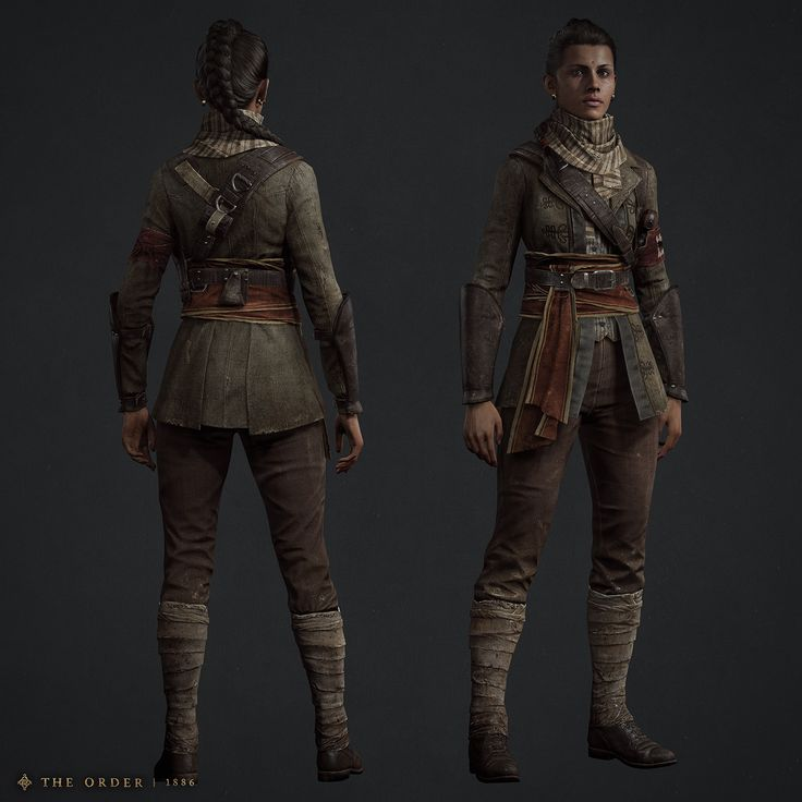 http://www.zbrushcentral.com/showthread.php?193491-The-Order-1886-Team-Post