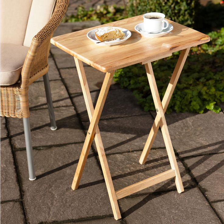Dřevěný servírovací stolek | Magnet 3Pagen #magnet3pagen #magnet3pagen_cz #magnet3pagencz #3pagen #letnihity
