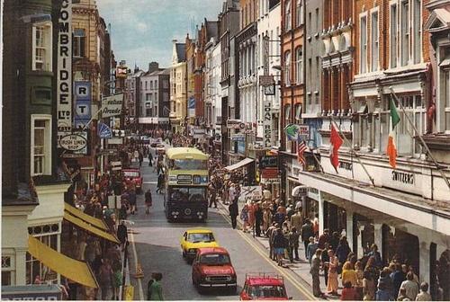 Grafton St 1970s