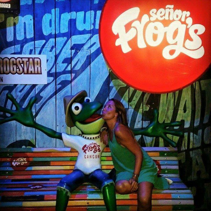 Señor Frog's, Cancún
