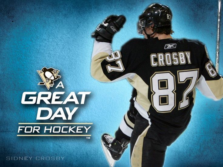 It's a great day for hockey!