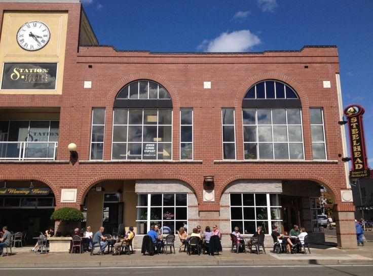 Steelhead brewery in Eugene, Oregon
