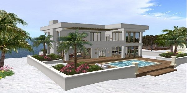 Contemporary Home Exterior Design Ideas with Classic Home Exterior and Ranch Style Exterior also Mediterranean Home Exterior and Floating House Exterior Design