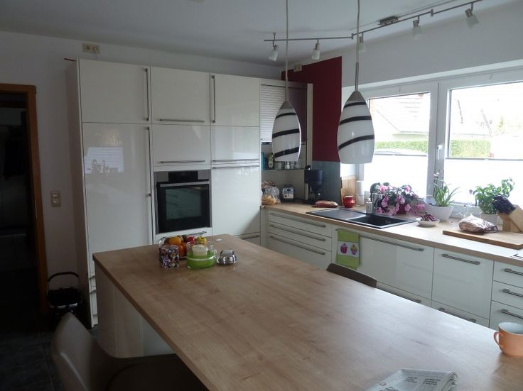 Unsere neue Küche ist fertig. Der Hersteller ist: Häcker -  - Stilrichtung: Klassische Küchen - Datum der Fertigstellung: Sep. 2016