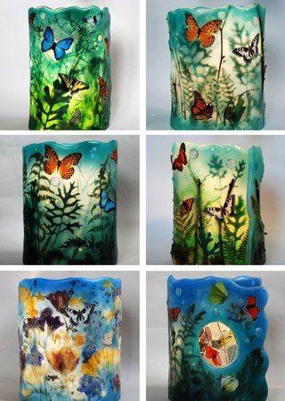 Завораживающие миры Aneta Szuniewicz, или Искусство создания парафиновых свечей