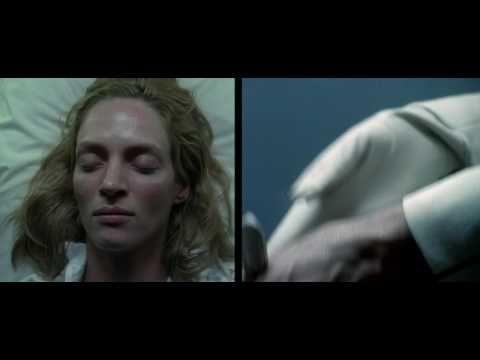 Kill Bill whistle song.....incredibly creepy. Seriously.-BirdY