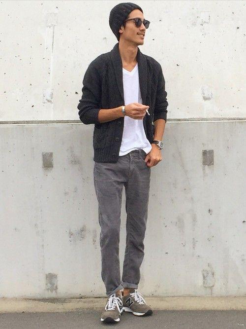 Hiroharu Ishikawa|NEW BALANCEのスニーカーを使ったコーディネート