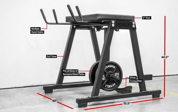 Westside barbell by rogue ghr fitness gym workout tips no