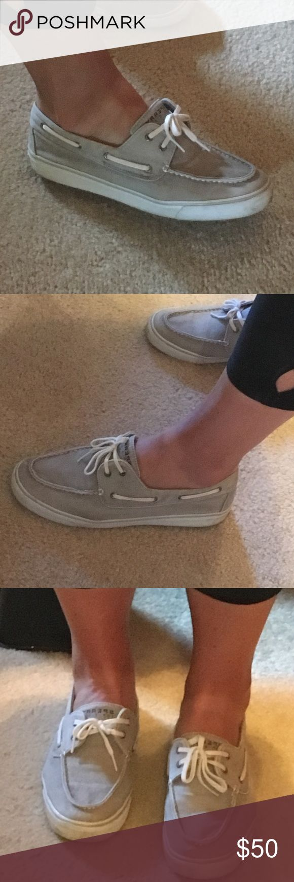 Boat shoes and slippers Both worn and broken in but still comfortable Sperry Top-Sider Shoes Slippers