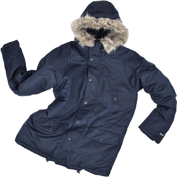 Мужские зимние куртки и пальто 2014-2015