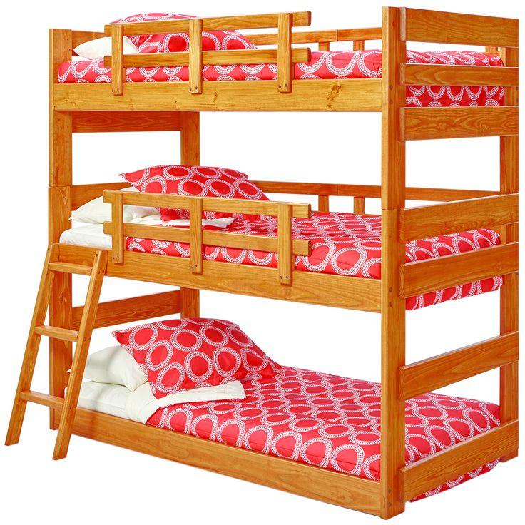 9b51760cc4ca8e5886b1f2aab79fa9a4  Triple Bunk Beds Bunk Rooms Part 45