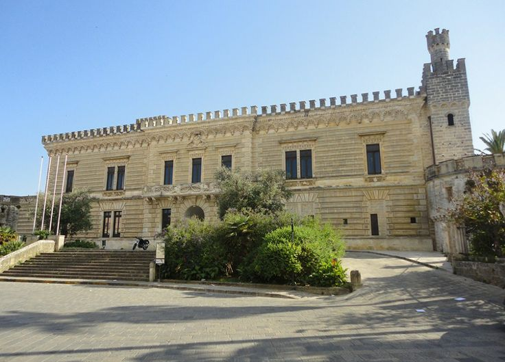 Castello di Nardò su 365giorninelsalento.it  www.masseriacordadilana.com