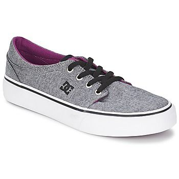 DC Shoes TRASE TX SE WOMEN Noir / Blanc